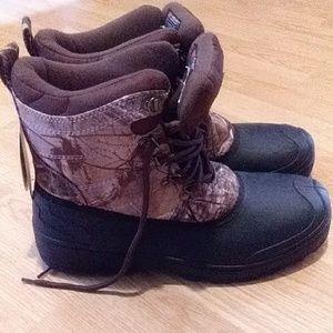 Ozark Trail Winter Boot -- Realtree